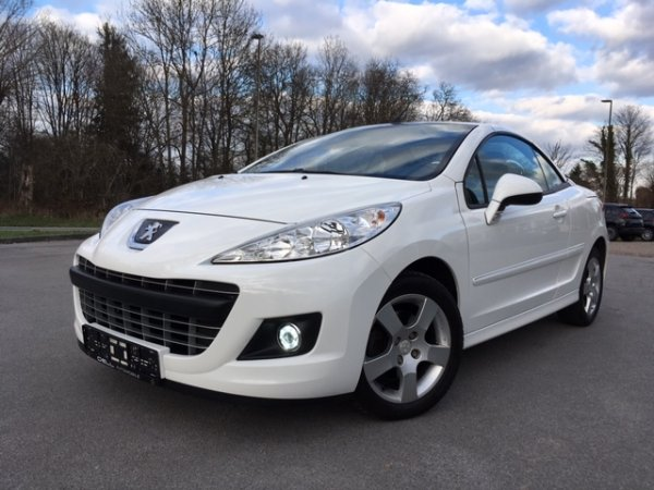 Peugeot 207 CC Active 1.6 120 VTI in Soest