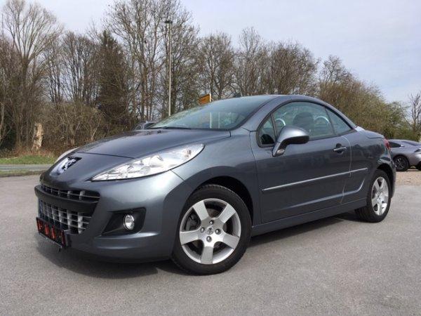 Peugeot 207 CC Premium 1.6 VTI 120 in Soest