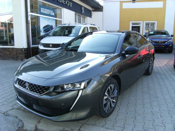 Peugeot 508 Allure GT Line 180 EAT8 in Warstein