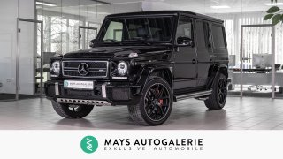 G 63 AMG Exclusive Edition
