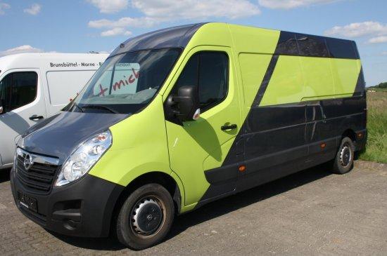 Autohaus Rau - Opel Movano 2.3 CDTI Biturbo