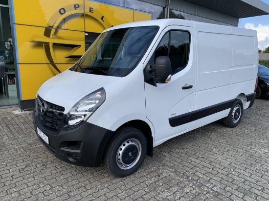 Autohaus Rau - Opel Movano 2.3 Diesel