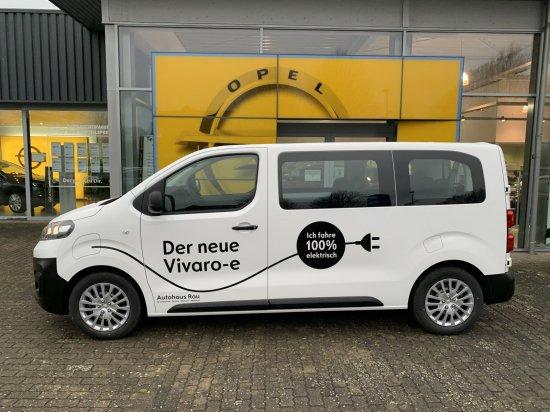 Autohaus Rau - Opel Vivaro-e  Kombi M