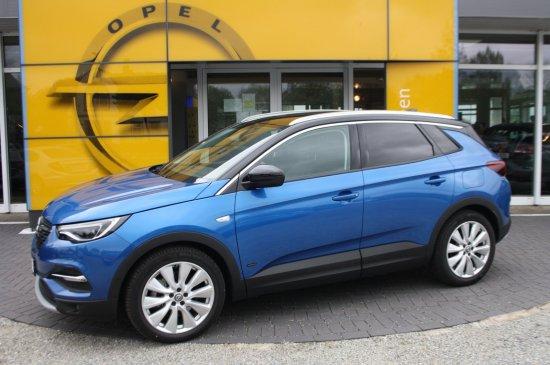 Autohaus Rau - Opel Grandland 1.6 Turbo Hybrid 4