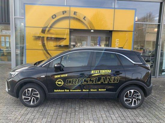 Autohaus Rau - Opel Crossland  1.2 Turbo