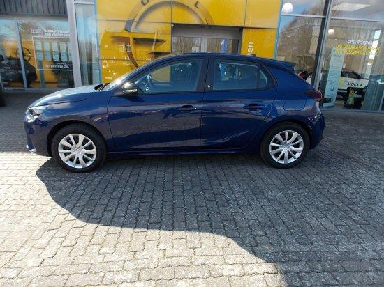 Autohaus Rau - Opel Corsa-e Edition