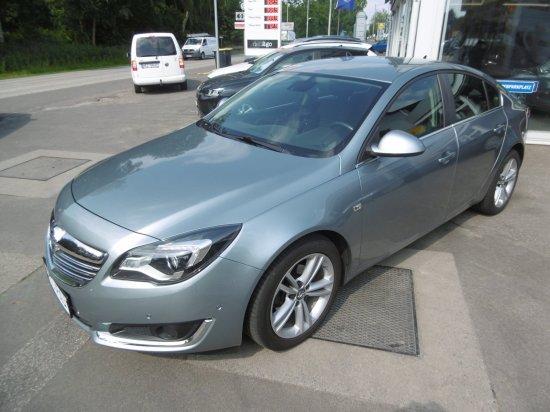 Autohaus Rau - Opel Insignia 1.4 Turbo EU6