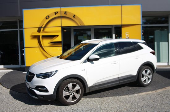 Autohaus Rau - Opel Grandland X Dynamic 1.6/Automatik/LED/Navigation/Sitzheizung/AGR-Sitz