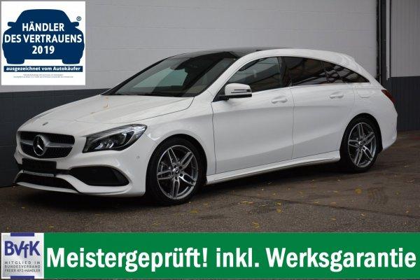 Mercedes-Benz CLA 200d SB AMG