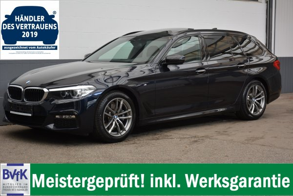 BMW 520 i Touring M Sport