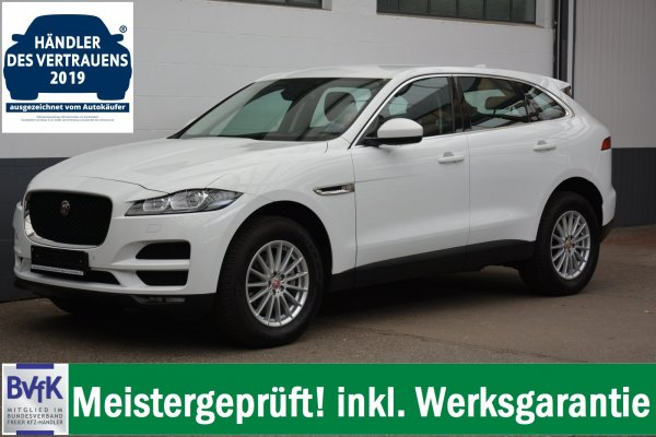 Jaguar F-Pace 2.0I Prestige Business 4WD