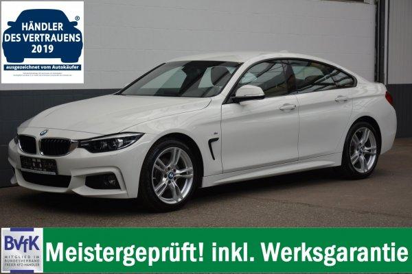 BMW 420i Gran Coupé M-Sport