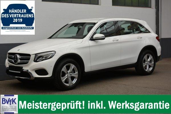 Mercedes-Benz GLC 300 Exclusive 4Matic