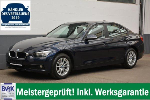 BMW 320 d Lim.