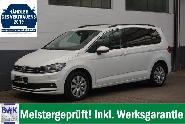 VW Touran 1.4 TSI Comfortline