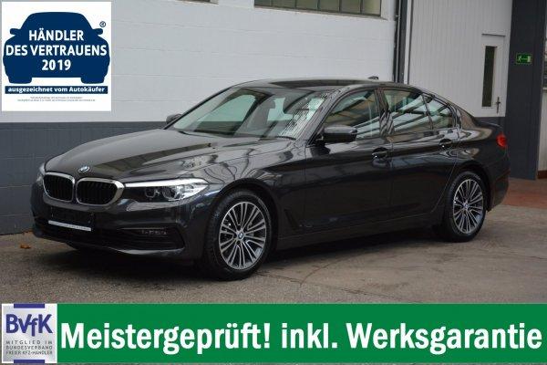BMW 525 d Lim. Sport Line