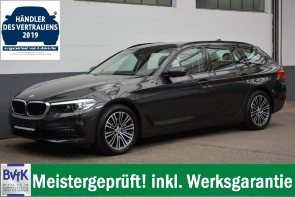BMW 520 i Touring Sport Line