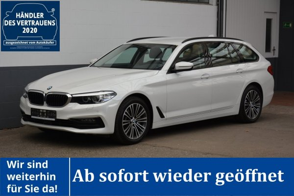 BMW 525 d Touring Sport Line