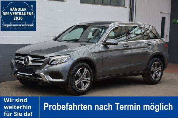 Mercedes-Benz GLC 220 d 4 Matic