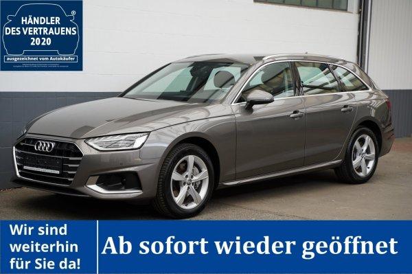 Audi A4 Avant 40 TDI neues Modell