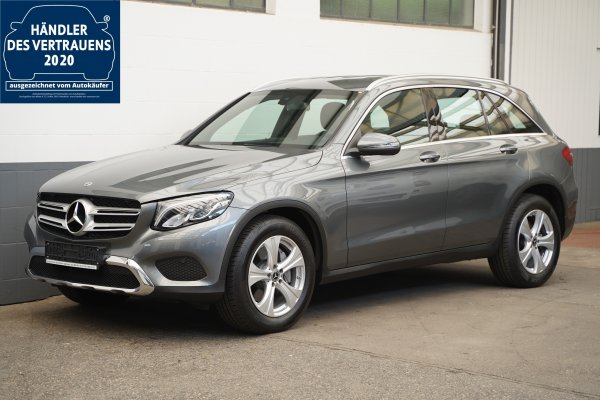 Mercedes-Benz GLC 350 d Exclusive 4Matic