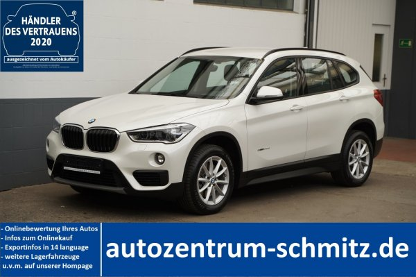 BMW X1 sDrive 20d Advantage