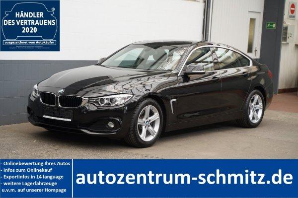 BMW 430 d Gran Coupé