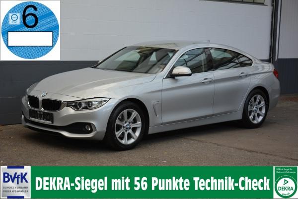 BMW 420 Gran Coupé