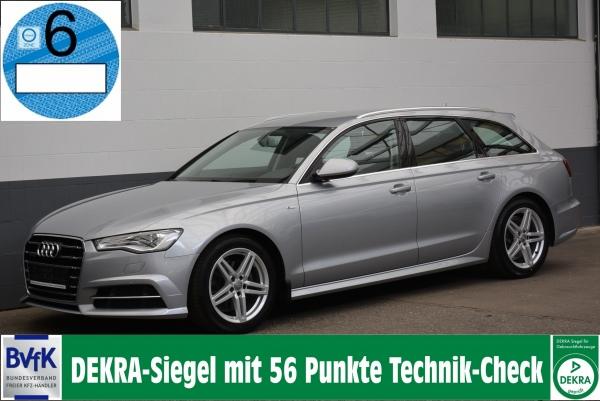 Audi A6 Avant 2.0 TDI Quattro S-Line