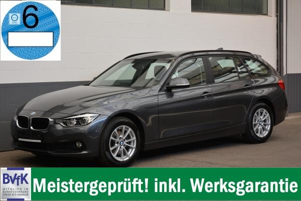 BMW 320d Touring Avantage