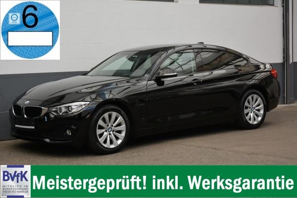 BMW 420d Gran Coupé