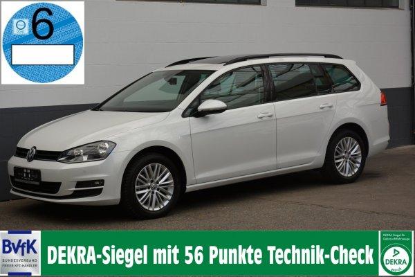 VW Golf 1.6 TDI Variant Comfortline