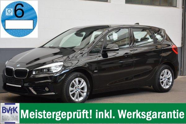 BMW 218d Active Tourer Sport Line