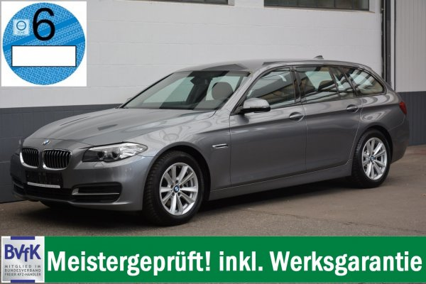 BMW 520d Touring*1.Hd.*