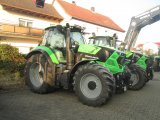 DEUTZ-FAHR - Agrotron 6215 TTV